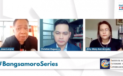 Ep. 7: Bangsamoro Transition