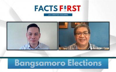 Ep. 10:  Bangsamoro Elections