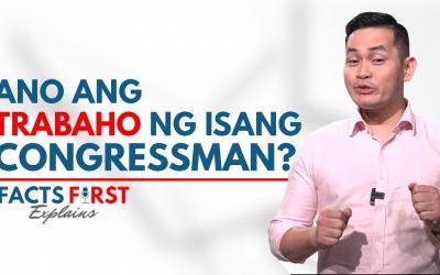Ano ang Trabaho ng Isang Congressman?