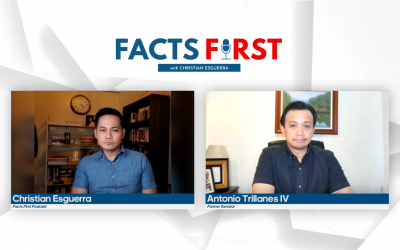 Ep. 20: One-on-One with Sonny Trillanes