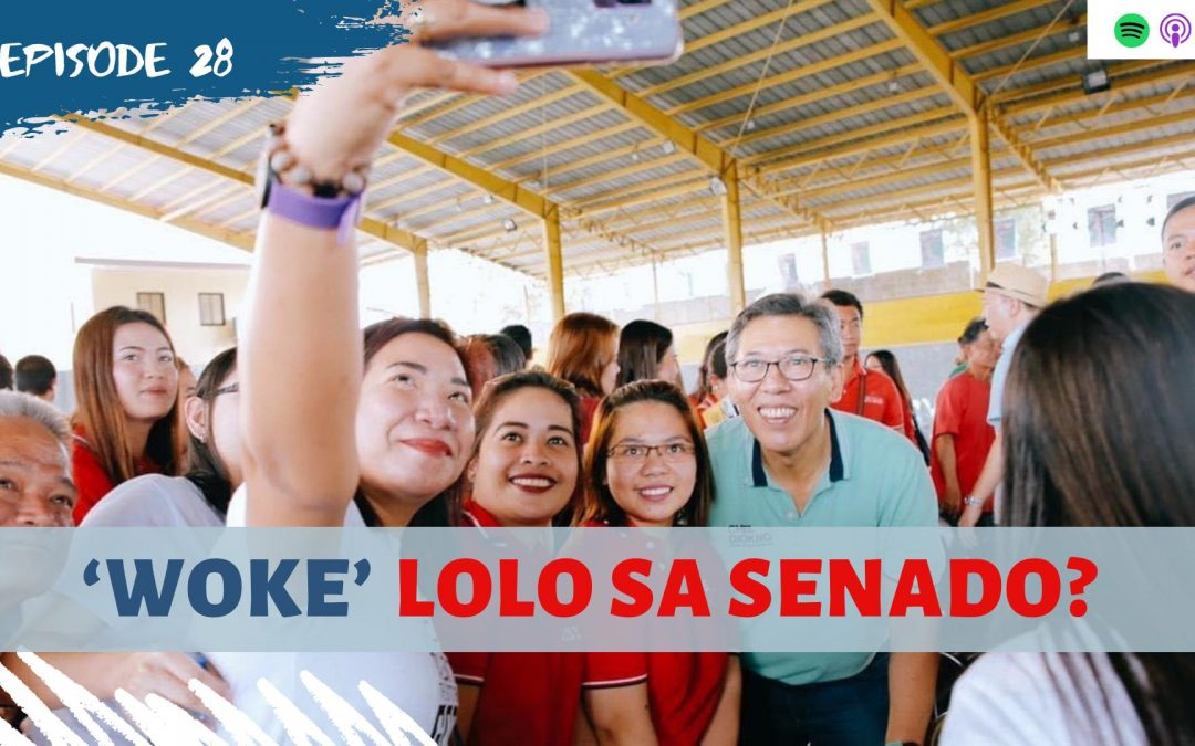 Ep. 28: Why Chel Diokno is running for senator again