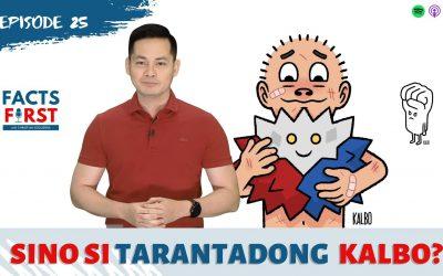 Ep. 25: Tarantadong Kalbo