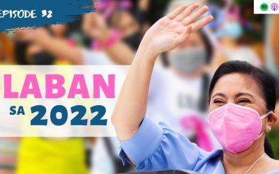 Ep. 32: Leni Robredo for president